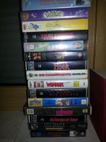 Foto 2 VHS & DVDs