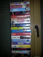 Foto 3 VHS & DVDs
