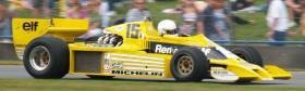 VINTAGE 1/8 3,5ccm 1978 Jean Pierre Jabouille im Renault  RS 01 V6 Tc