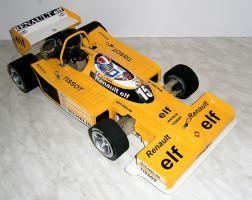 Foto 2 VINTAGE 1/8 3,5ccm 1978 Jean Pierre Jabouille im Renault  RS 01 V6 Tc