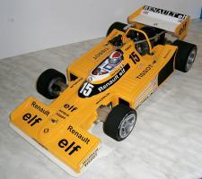 Foto 3 VINTAGE 1/8 3,5ccm 1978 Jean Pierre Jabouille im Renault  RS 01 V6 Tc