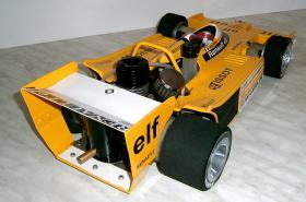 Foto 4 VINTAGE 1/8 3,5ccm 1978 Jean Pierre Jabouille im Renault  RS 01 V6 Tc