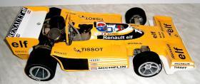 Foto 6 VINTAGE 1/8 3,5ccm 1978 Jean Pierre Jabouille im Renault  RS 01 V6 Tc