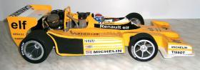 Foto 8 VINTAGE 1/8 3,5ccm 1978 Jean Pierre Jabouille im Renault  RS 01 V6 Tc