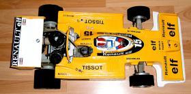 Foto 9 VINTAGE 1/8 3,5ccm 1978 Jean Pierre Jabouille im Renault  RS 01 V6 Tc