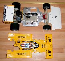 Foto 10 VINTAGE 1/8 3,5ccm 1978 Jean Pierre Jabouille im Renault  RS 01 V6 Tc