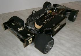 Foto 4 VINTAGE 1/8 3,5ccm 1985 Lotus Renault Ayrton Senna V6 tc Team Lotus/Renault JPS