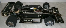 Foto 8 VINTAGE 1/8 3,5ccm 1985 Lotus Renault Ayrton Senna V6 tc Team Lotus/Renault JPS