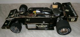 Foto 9 VINTAGE 1/8 3,5ccm 1985 Lotus Renault Ayrton Senna V6 tc Team Lotus/Renault JPS