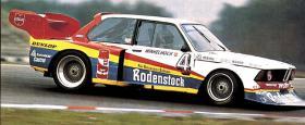 VINTAGE-BMW 320i 3.0 Turbo 1/8 2WD Joachim Winkelhock 1976