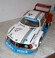 Foto 3 VINTAGE-BMW 320i 3.0 Turbo 1/8 2WD Joachim Winkelhock 1976