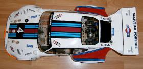 Foto 12 VINTAGE Glattbahner Serpent Sprint R6000 1/8-3,5ccm-4WD-2 Gang voll funktionfähig mit vielen Ersatzteilen
