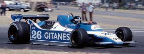VINTAGE RC Formel1 1/8 Jacques Lafitte Ligier JS11 V8 1979 !!