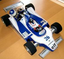Foto 2 VINTAGE RC Formel1 1/8 Jacques Lafitte Ligier JS11 V8 1979 !!