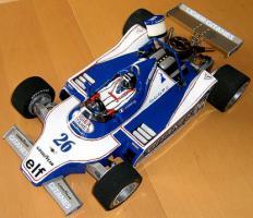 Foto 3 VINTAGE RC Formel1 1/8 Jacques Lafitte Ligier JS11 V8 1979 !!