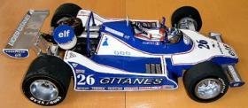 Foto 7 VINTAGE RC Formel1 1/8 Jacques Lafitte Ligier JS11 V8 1979 !!
