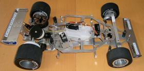 Foto 8 VINTAGE RC Formel1 1/8 Jacques Lafitte Ligier JS11 V8 1979 !!