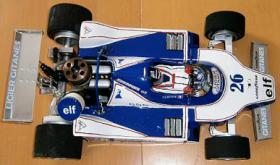 Foto 10 VINTAGE RC Formel1 1/8 Jacques Lafitte Ligier JS11 V8 1979 !!