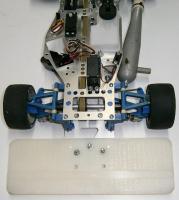 Foto 15 VINTAGE-Wettbewerbs Glattbahner 80er PMR PRO RACING 1/8 3,5ccm-4WD-2 Gang voll funktionsfähig mit vielen Ersatzteilen und Starterbox