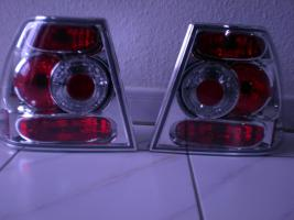 VW Bora Designleuchten