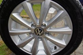 VW Felgensatz Sacramento 6,5 x 16 neuwertig