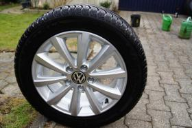 Foto 3 VW Felgensatz Sacramento 6,5 x 16 neuwertig