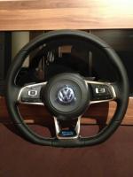 VW Golf 7 R-Line Lenkrad steering wheel GTI R32 R30 R20 Passat Jetta Scirocco 6