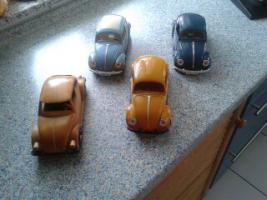 VW Käfer Modellautos