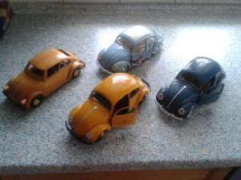 Foto 3 VW Käfer Modellautos