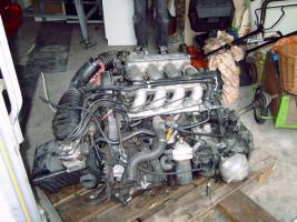 VW Motor komplett