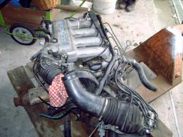 Foto 2 VW Motor komplett