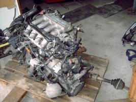 Foto 3 VW Motor komplett