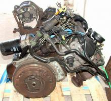 Foto 2 VW SB TD Golf II Motor