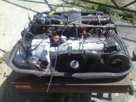 VW T3 Luftgekühlter 2L Motor mit Automatikgetriebe