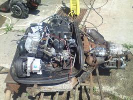 Foto 2 VW T3 Luftgekühlter 2L Motor mit Automatikgetriebe