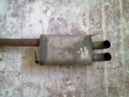 Foto 3 VW T5 Endschalldämpfer/ Auspuff Original gebraucht
