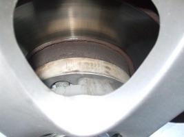 Foto 4 VW T5 Tiefer von Eibach, Breiter von H&R +235 55 17 Sommerräder