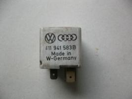 VW original Relais 411 583 B für VW – Audi –Porsche