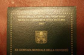 Foto 6 Vatikan 2 EUR Gedenk Münzen ab 2004