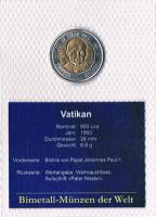 Vatikan 500 Lire '' 1993 '' ! !