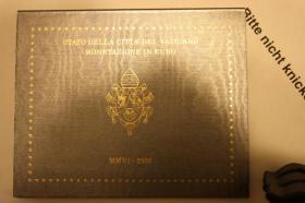 Foto 4 Vatikan Kursmünzensatz 2005 + 2006 ab 125 EUR