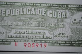 Foto 3 Vegas Robaina Clasicos Zigarren 25 Stück aus Kuba
