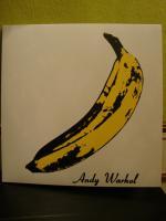 Velvet Underground - Andy Warhol  LP