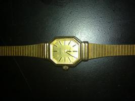 Vergoldete ältere Damenuhr der Marke Regent!!! Vergoldete Damenuhr der Marke Regent!