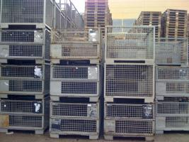 Verkauf von Gitterboxen