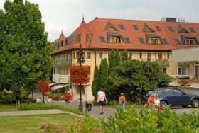 Verkauf von Leasing-Rechte in Ungarn Aparthotel Heviz Kalmare Zentrum