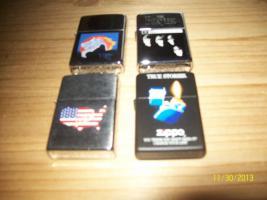 Foto 2 Verkaufe 10 neue unbenutzte Zippos originalverpackt