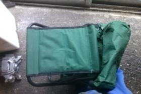 Foto 4 Verkaufe einen Balzer Rucksack mit Hocker