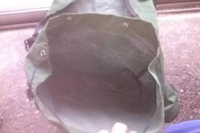 Foto 5 Verkaufe einen Balzer Rucksack mit Hocker