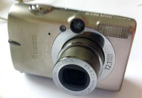 Verkaufe Canon Ixus 960 IS Titan Digitalkamera mit High Quality  Video
